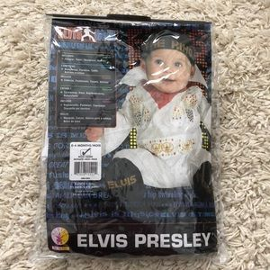 Infant Halloween Costume Elvis